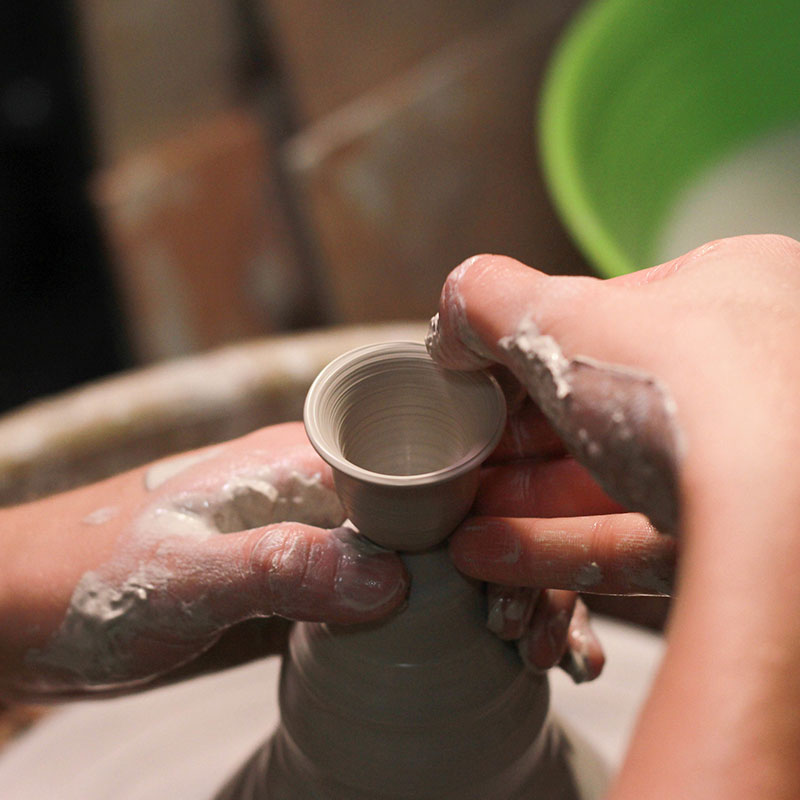 The Beautifully Flawed Work of Emerging Ceramists